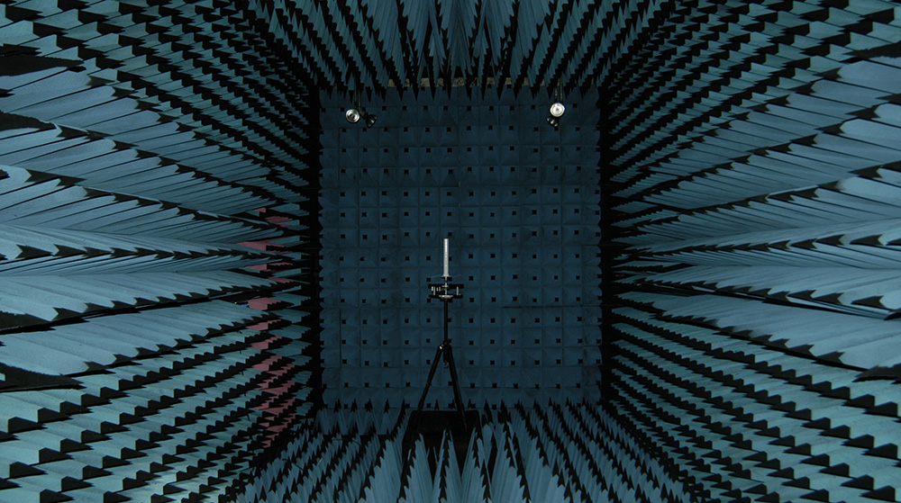Anechoic chamber Coursework Example