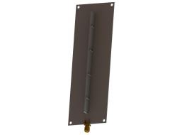 Broadband Panel Antenna, 6.0 - 7.0 GHz, 12 dBi