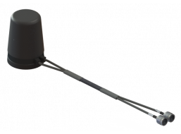 2X2 MIMO Omni Antenna, 2.1 - 2.5 GHz, 2.9 dBi, 2-Input Dual 45° Slant Polarized