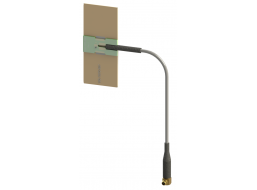 Omni Concealment Antenna, Dual Band 2.2 - 2.5 GHz / 4.4 - 5.9 GHz, 1.8 dBi Gain, MMCX(m) RF Connector