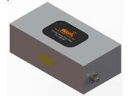 Cavity Band Pass Filter, 2.2 - 2.29 GHz