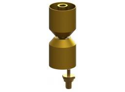 Omni Concealment Antenna, 1.78 - 2.30 GHz, 2 dBi