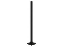 Omni Antenna, 4 Section Collinear, 1.35 - 1.39 GHz, 6 dBi, Flange Mount