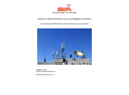 White Paper: Modern Co-Site RF Interference Issues and Mitigation Techniques