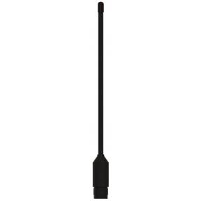 Omni Broadband Whip Antenna, 225 - 512 MHz, 2 dBi, Type-N(m)