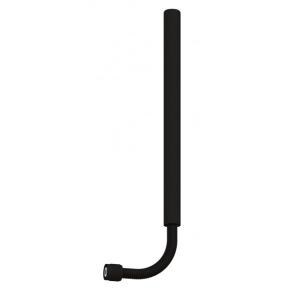 Omni Antenna, Half Wave Dipole, 969 - 1,206 MHz, 2.15 dBi, Integrated RF Coaxial Gooseneck