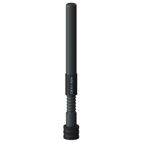 Dual Band Omni Antenna, Half Wave Dipole, 2.1 - 2.5 GHz & 4.4 - 5.9 GHz, 2.1 / 2.5 dBi