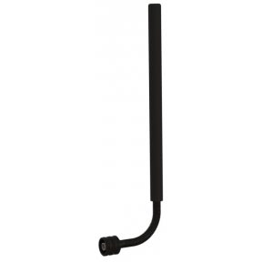Omni Antenna, Half Wave Dipole, 698 - 970 MHz, 2.0 dBi, Integrated RF Coaxial Gooseneck