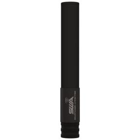 Wideband Omni Antenna, Half Wave Dipole, 1.35 - 2.5 GHz, 2.4 dBi, Type-N(m) RF connector