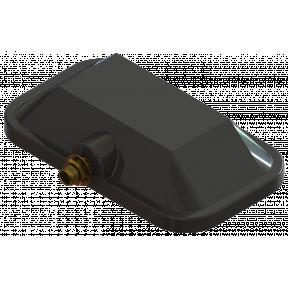 Single Element Panel Antenna, 4.4 - 5.0 GHz, 9 dBi, Internal 10kOhm Resistor
