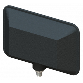 Small Patch Antenna, 1.7 - 2.5 GHz, 9.7 dBi