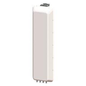 4X4 MIMO 90° Sector Panel Antenna, Slant L/R Polarized, 2.2 - 2.5 GHz, 15 dBi Gain