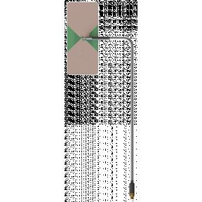 Omni Concealment Antenna, Wide Band 1.7 - 2.5 GHz, 3 dBi Gain