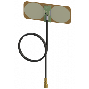 Omni Concealment Antenna, 1.35 - 1.4 GHz, 1.9 dBi Gain