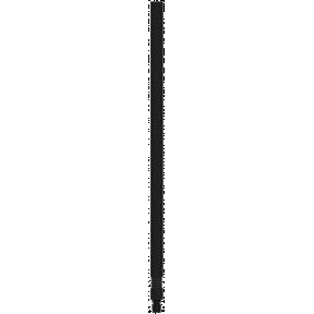 Omni Antenna, 4 Section Collinear, 1.35 - 1.39 GHz, 6dBi, Spring Base