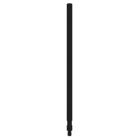 Omni Antenna, 4 Section Collinear, 1.35 - 1.39 GHz, 6 dBi