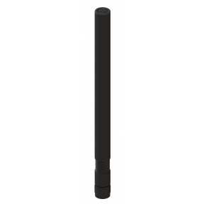 Omni Antenna, 2 Section Collinear 5.25 - 5.85 Ghz, 3.8 dBi, Spring Base