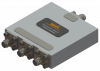 L/S/C Band Triplexer, Single Version, 1.75 - 1.85 GHz, 2.2 - 2.29 GHz, 4.4 - 4.9 GHz