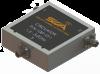 Coax Circulator, 1.5 - 3.0 GHz, 18 dB Isolation, 150 Watts Peak Power